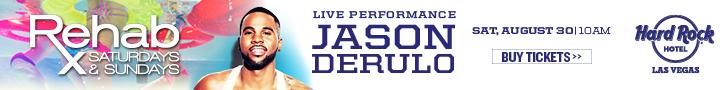 Jason Derulo Rehab Las Vegas