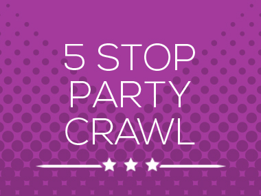 Las Vegas Nightclub Crawl