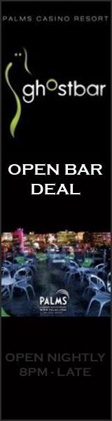 Ghostbar at Palms Casino Resort