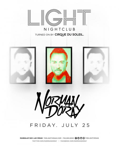 Light Nightclub Las Vegas, featuring Norman Doray