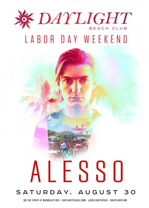 Daylight Beach Club Las Vegas, Featuring Alesso