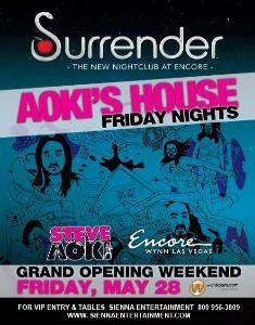 Surrender Nightclub At Encore Las Vegas, vegas vip, vegas nightclub passes, vegas nightclub packages, bachelorette party vegas, bachelor party vegas Image