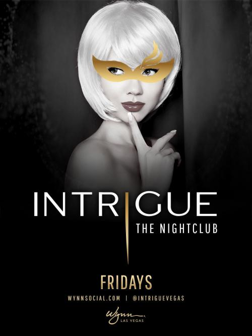 Intrigue Nightclub Las Vegas, Featuring ALUNAGEORGE
