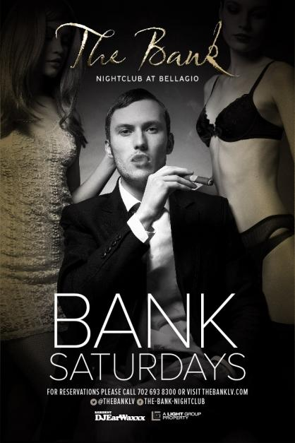 Bank Saturdays at The Bank Nightclub