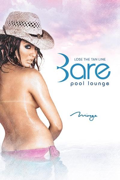BARE Pool Club Las Vegas, Featuring BARE POOL PARTY SEASON 2015
