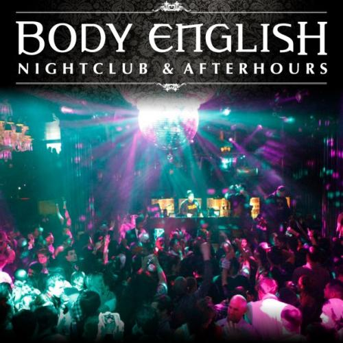 Body English Nightclub and Afterhours,Las Vegas