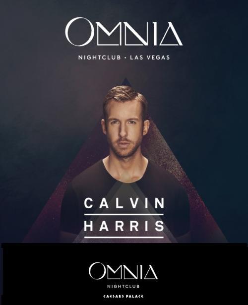 Omnia Nightclub Las Vegas, NYE 2018  Featuring  Calvin Harris
