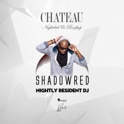 Chateau Nightclub Las Vegas, Featuring DJ Shadowred