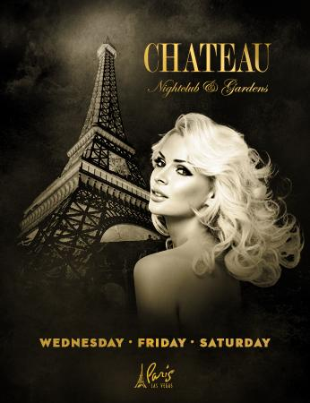 Chateau Nightclub, Las Vegas