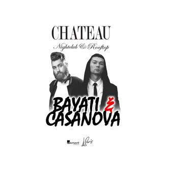 Chateau Nightclub Las Vegas, Featuring Bayati & Casanova
