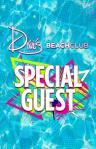 Drai's Beach club Las Vegas, Featuring Special Guest