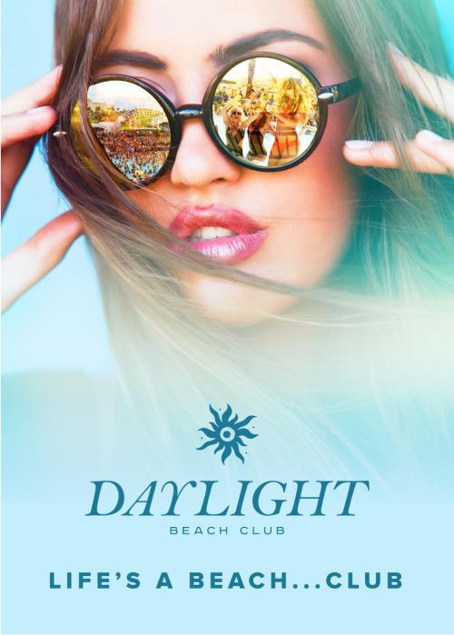Daylight Pool Party, Featuring DJ Neva