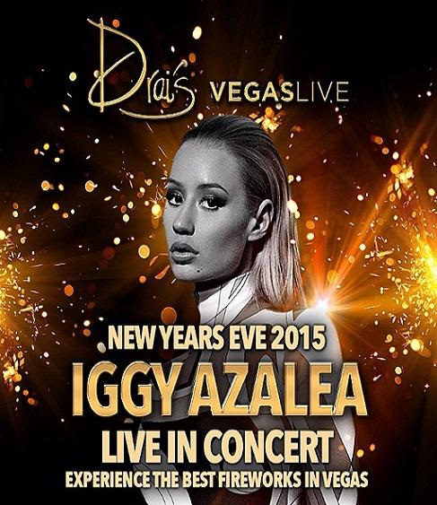 Drais New Years Eve Party with Iggy Azalea