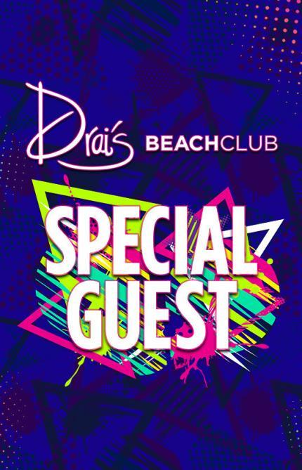 Drais Pool Party Las Vegas, Featuring Special Guest