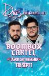 Drai's Beach club Pool Las Vegas, Featuring BOOMBOX CARTEL
