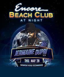 Encore Beach Club Pool Party Las Vegas, Featuring JERMAINE DUPRI  #EBCatNight