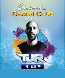Encore Beach Club Pool Party Las Vegas, Featuring TJR