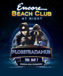 eEncore Beach Club Pool Party Las Vegas, Featuring FLOSSTRADMUSat #EBCATNIGHT