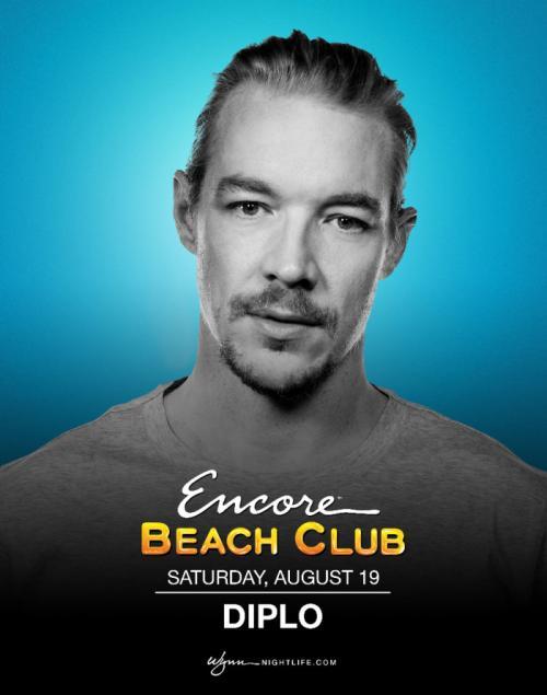 Encore Beach Club Las Vegas, Featuring Diplo