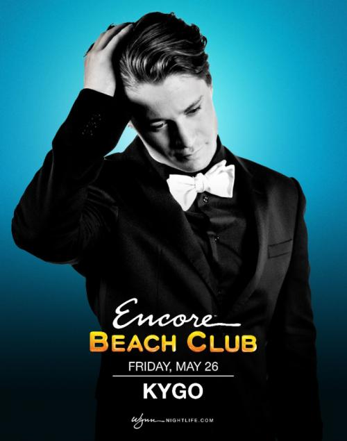 Encore Beach Club Las Vegas, Featuring Kygo
