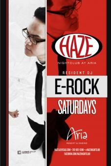 Haze Nightclub,Las Vegas, Featuring EROCK