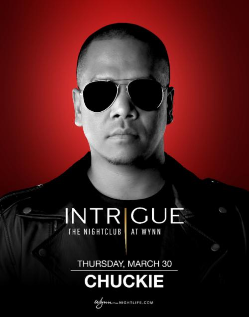 Intrigue Nightclub Las Vegas, Featuring Chuckie
