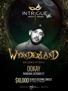 Intrigue Nightclub Las Vegas, Featuring OOKAY
