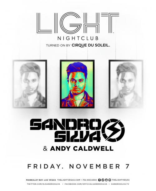 Light Nightclub Las Vegas, Featuring Sandro Silva