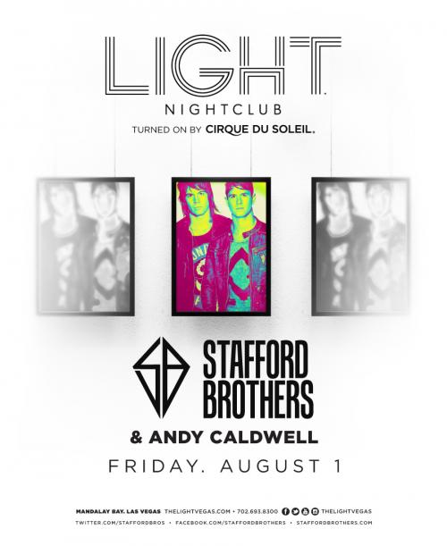 Light Nightclub Las Vegas, featuring Stafford Brothers