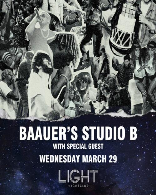 Light Nightclub Las Vegas, Featuring Baauer's Studio B