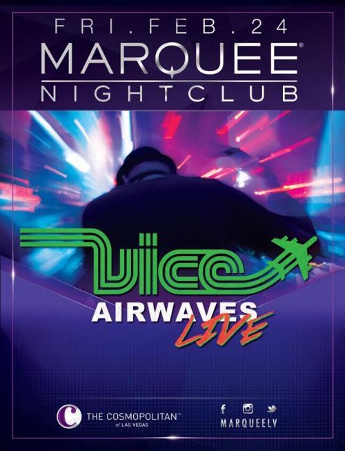 Marquee Nightclub Las Vegas, Featuring Ruckus & DJ Vice