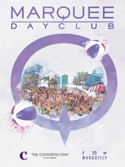 Marquee Dayclub Las Vegas