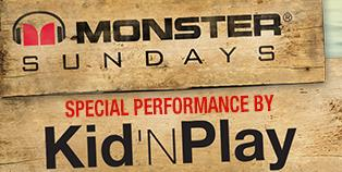 TAO Beach Monster Sundays featuring Kid N Play