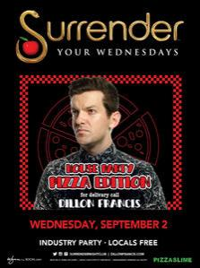 Surrender Nightclub Las Vegas, Featuring Dillon Francis
