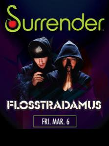 Surrender Nightclub Las Vegas, Featuring FLOSSTRADMAUS