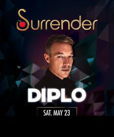 Surrender Nightclub Las Vegas, Featuring DIPLO