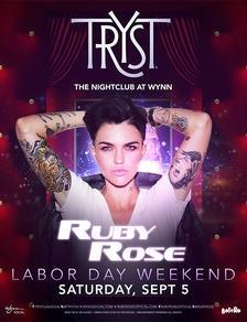 Wynn Nightclub Las Vegas, Featuring Ruby Rose