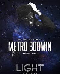 The Light Nightclub Las Vegas, Featuring Metro Boomin