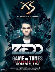 XS Nightclub Halloween Las Vegas, Featuring Zedd