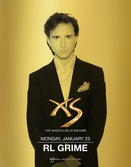 XS Nightclub Las Vegas, Featuring RL Grime