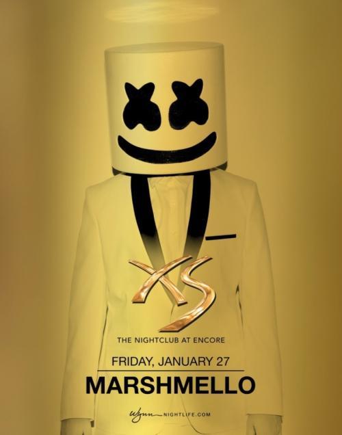 XS Nightclub Las Vegas, Featuring Marshmello