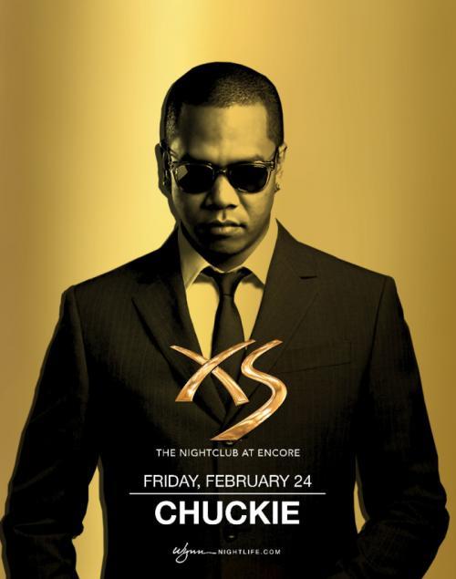 XS Nightclub Las Vegas, Featuring Chuckie