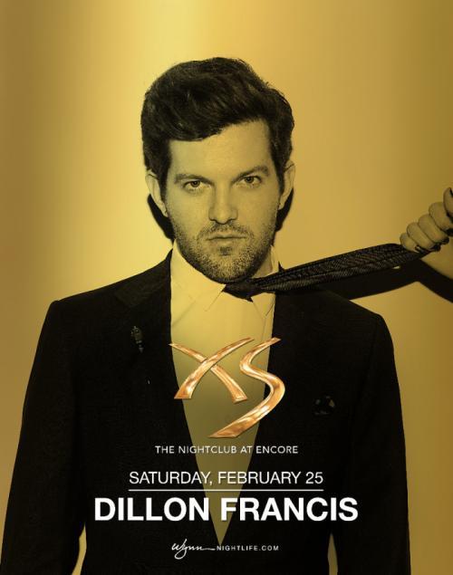 XS Nightclub Las Vegas, Featuring Dillon Francis