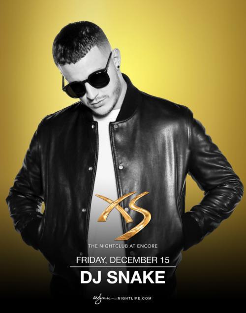 XS Nightclub Las Vegas, Featuring DJ Snake