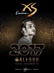 XS Nightclub Las Vegas, Featuring Alesso